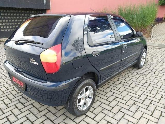 Fiat Palio Elx 1.0 2002 Completo - Foto 4