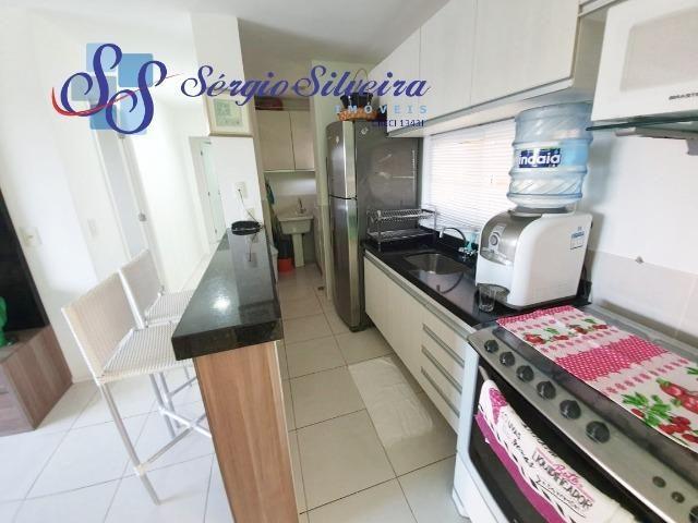 Apartamento à venda no Wellness Beach Park Porto das Dunas - Foto 6
