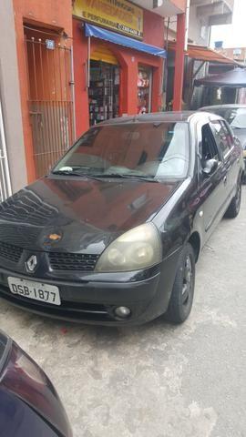 Clio Sedan 1.6 Flex 16v 2005 (Sem motor) - Foto 4