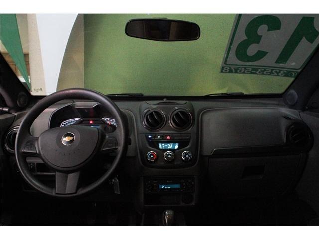 Chevrolet Agile 1.4 mpfi lt 8v flex 4p manual - Foto 7