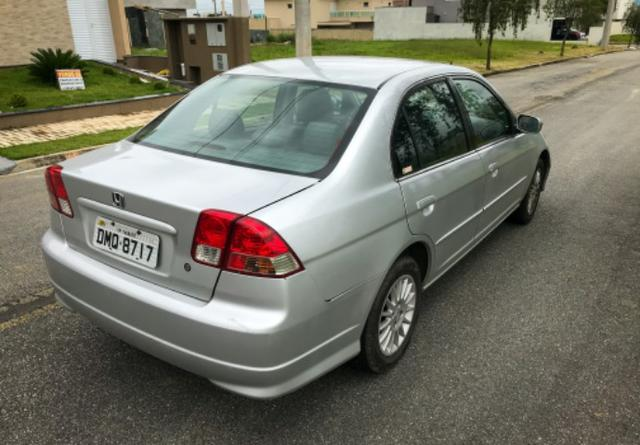 Honda Civic 2005 - Automático - Foto 2