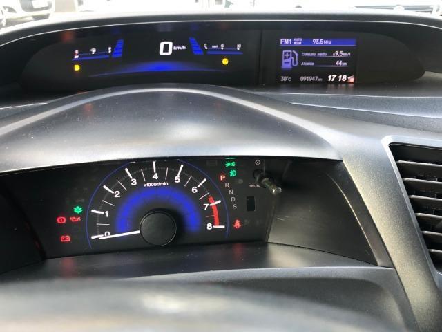 Honda Civic 2015 LXR 2.0 automático Extra! - Foto 12