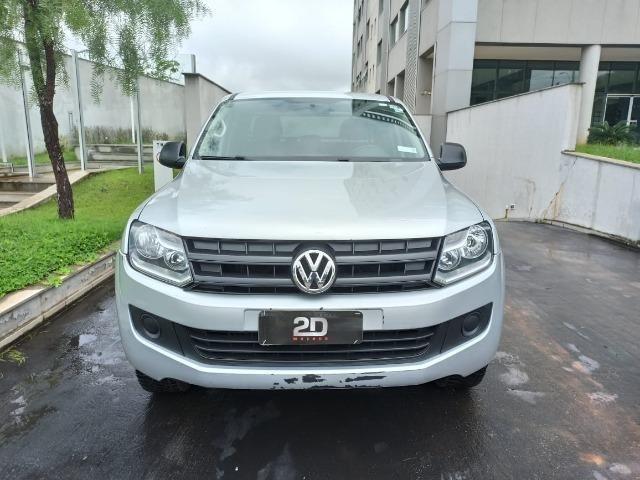 Volkswagen Amarok CD 2.0 16V TDI 4x4 Diesel - 2015/2015