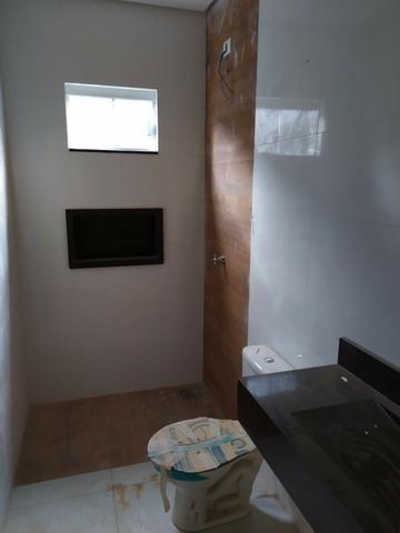 Vendo casa 3 quartos, sendo os 3 suites. Imóvel novo, vamos entregar pronto! - Foto 19