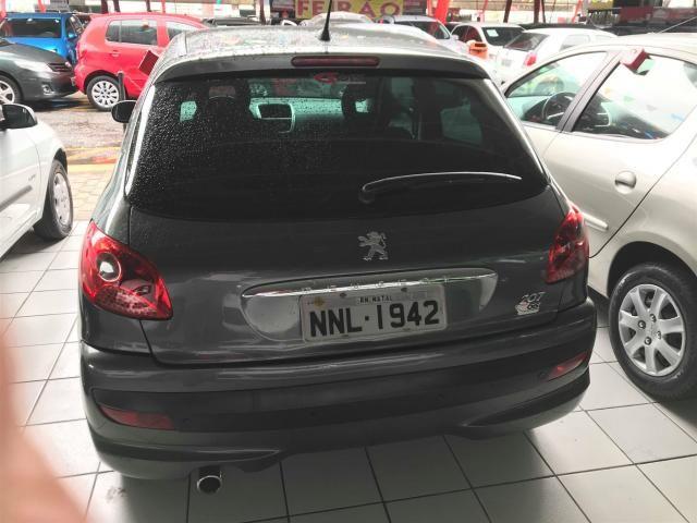 207 2009/2010 1.6 XS 16V FLEX 4P AUTOMÁTICO - Foto 4