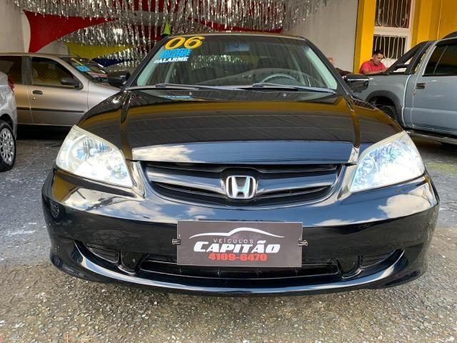 Honda Civic 1.7 Lx 16v Gasolina 4p Manual - Foto 2