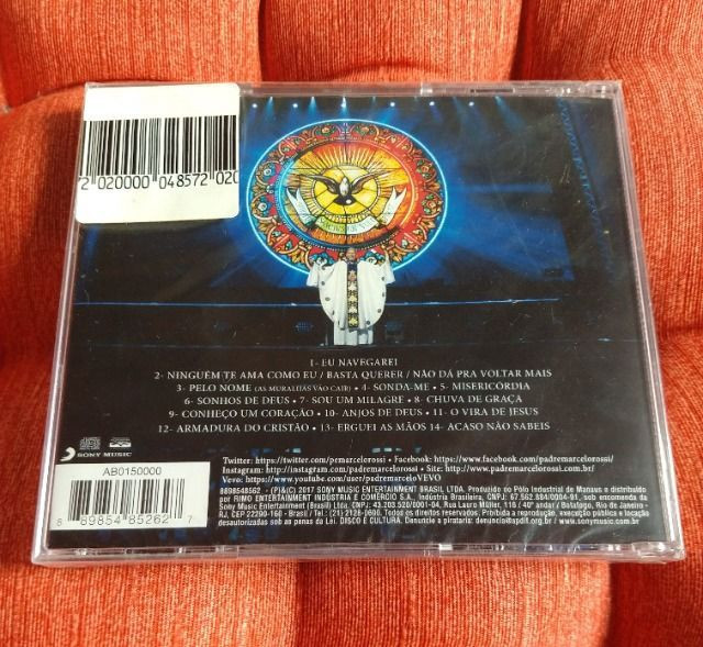 NOVO - CD Padre Marcelo Rossi - Imaculada - Foto 3