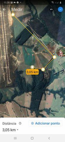 Sitio anexo ao aeroporto com 76.000 metros. Plantio ..soja ..água em abundância.  - Foto 19