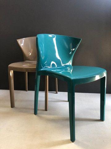 Produto Exclusivo - Cadeiras Italianas novas - Foto 2