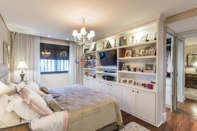Apartamento alto padrão, com lindo acabamento em excelente localização. - Foto 14