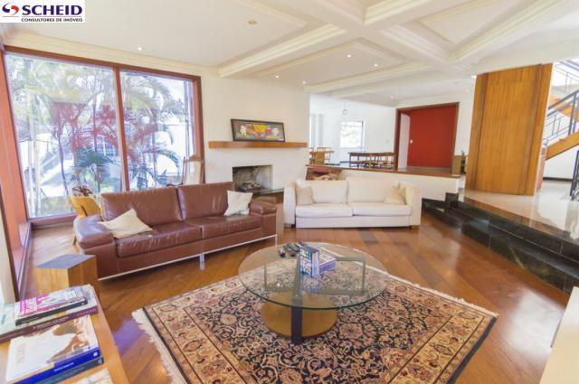 Casa Chacara Flora 5 suites, Piscina, Salão de Festa em 1.274M² de Terreno