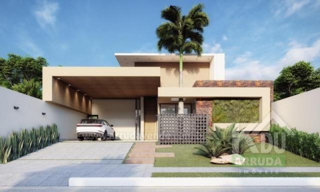 Casa à venda, 6 quartos, 3 suítes, 4 vagas, Jardim Riva - Primavera do Leste/MT - Foto 2