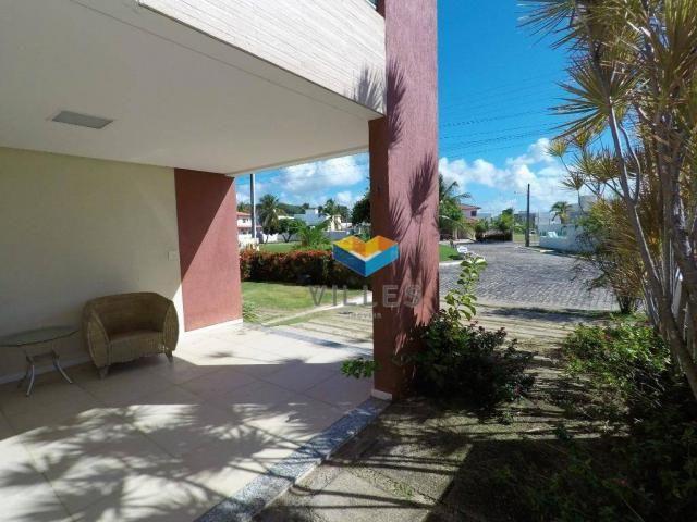 Casa com 5 dormitórios para alugar, 200 m² por R$ 1.500,00/dia - Barra Mar - Barra de São  - Foto 15