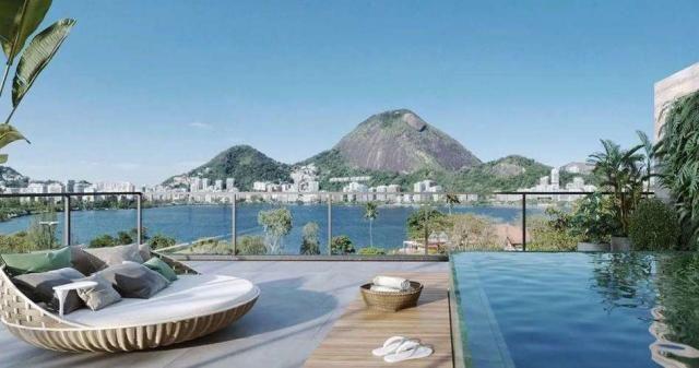 OKA Residence Lagoa - Apartamentos de 3 a 5 quartos com vista para a Lagoa