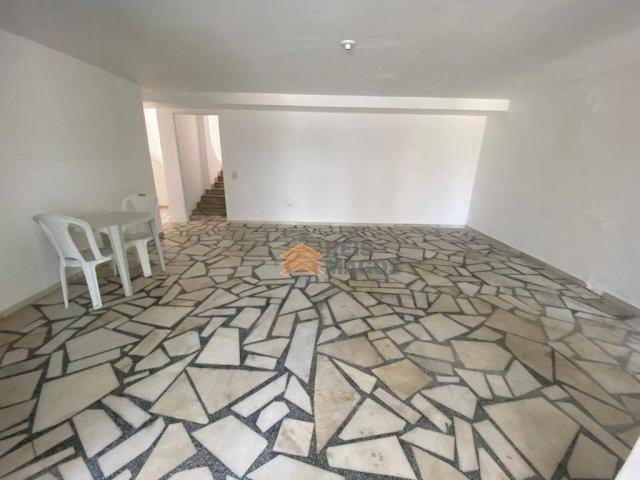 Casa para alugar, 303 m² por R$ 3.000/mês - Barro Vermelho - Natal/RN - Foto 16