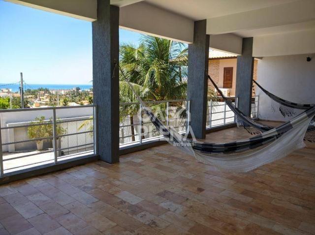 Casa no Porto das Dunas à venda, 9 dormitórios, 430 m² por R$ 1.300.000 - Aquiraz/CE