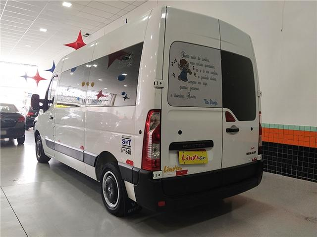 Renault Master 2.3 dci minibus l2h2 16 lugares 16v diesel 4p manual - Foto 2
