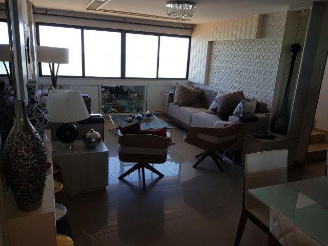 Cobertura Triplex , frente mar, 220 m² - Foto 2