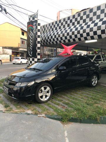 Honda Civic LXS 2008 - Top de linha - Foto 4