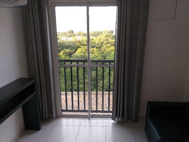 Apartamento mobiliado para temporada NOVINHO em Cuiabá bem localizado - Foto 10