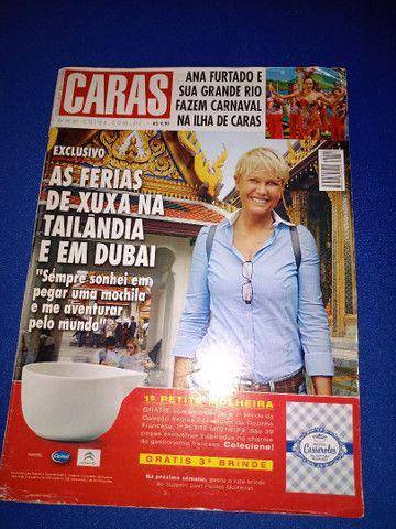 Revista Caras Xuxa