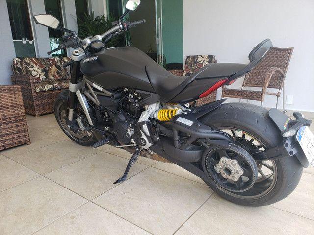 Oportunidade: DUCATI XDIAVEL 1300CC R$ 62mil - Foto 5