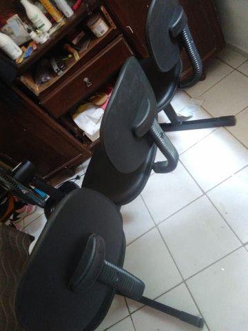 Kit 3 cadeiras - Foto 2
