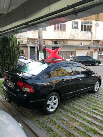 Honda Civic LXS 2008 - Top de linha - Foto 6