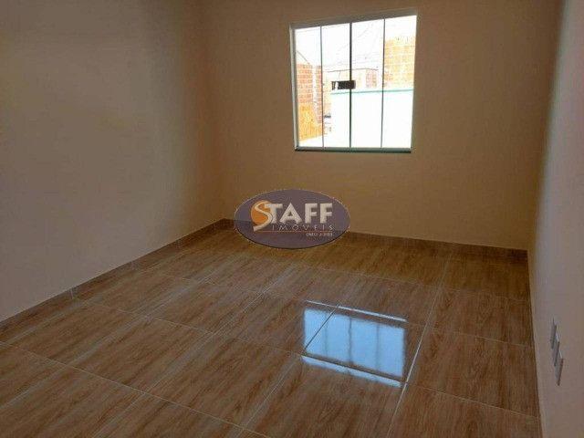 K- Casas lindas com 2 quartos, sendo 1 suíte, no Gravatá em Unamar - Foto 3