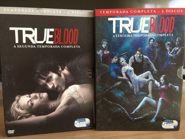Coleção completa dvds True Blood - Foto 4