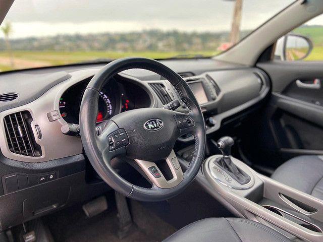Sportage EX Top de Linha Teto Panorâmico Placa I - Ix35 Compass Renegade Corolla - Foto 8