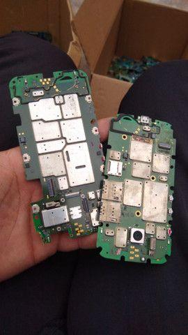 Sucatas de celular e placas de computador - Foto 2