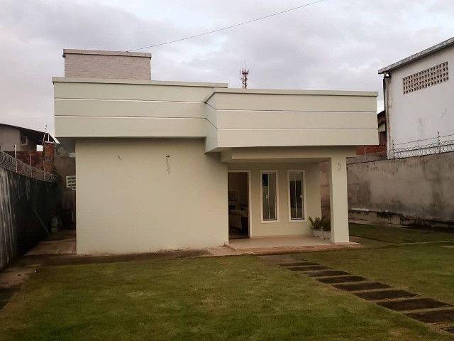 Casa no bairro do Trem