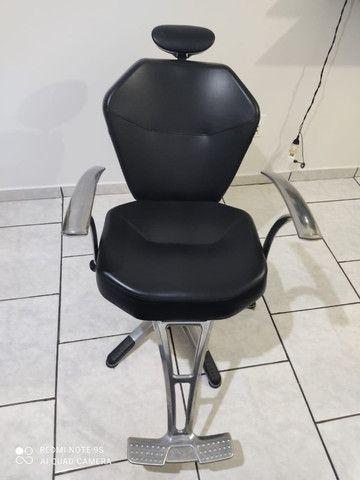 Cadeira Lúmia Reclinável Dompel