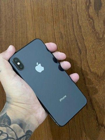 iPhone X 64gb único dono - Foto 3