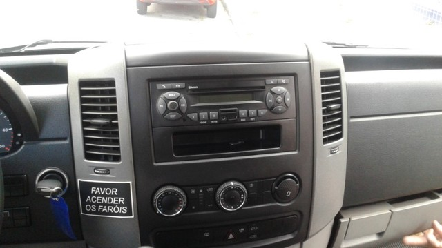 MB Sprinter Van 2.2 CDI 415 Luxo Teto Alto 5 p - Foto 16