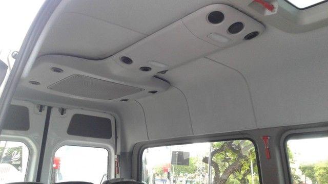 MB Sprinter Van 2.2 CDI 415 Luxo Teto Alto 5 p - Foto 15