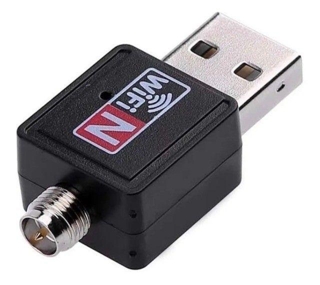 Antena Receptora Wireless Wifi Usb 1200 Mbps Sem Fio Usb 2.0 - Foto 4