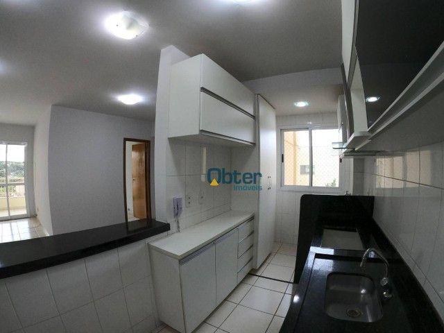 Apartamento com 3 dormitórios para alugar, 81 m² por R$ 1.550/mês - Chácaras Alto da Glóri - Foto 2