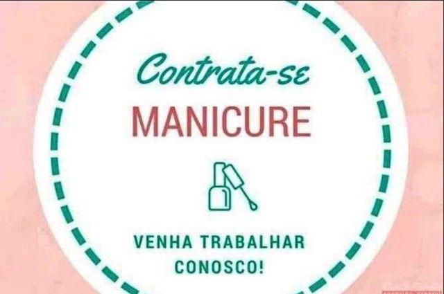 Contrata-se manicure e pedicure!! - Foto 2