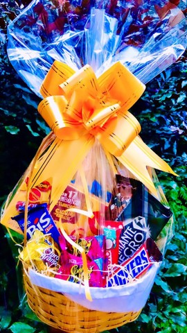 Cestas de café da manhã e cestas de chocolates  - Foto 4