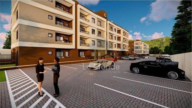 Apartamento com 2 dormitórios à venda, 46 m² por R$ 217.000,00 - Boqueirão - Curitiba/PR - Foto 2
