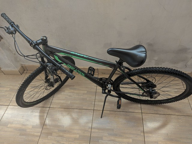 FREE ACTION , Bicicleta com 2 meses de uso. - Foto 3