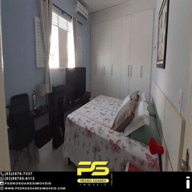 Casa com 3 dormitórios à venda, 136 m² por R$ 430.000 - Jardim Cidade Universitária - João - Foto 10