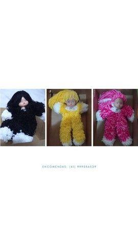 Bonecas da Olinta  - Foto 2