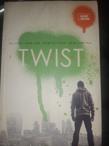 Livro TWIST TOM GRASS