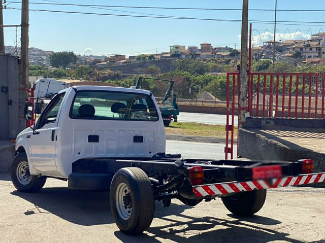 Caminhao ford f 350 chassi - Foto 12