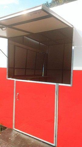 Trailer Food truck 2x2 em acm zero km  - Foto 4