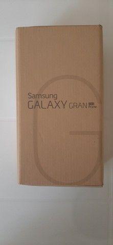 Caixa do Celular Sansung Galaxy