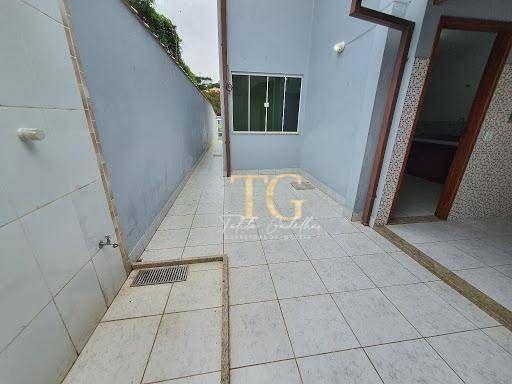 Ótima casa 3 quartos com churrasqueira e quintal Prox ao Centro de Rio das Ostras - Foto 16